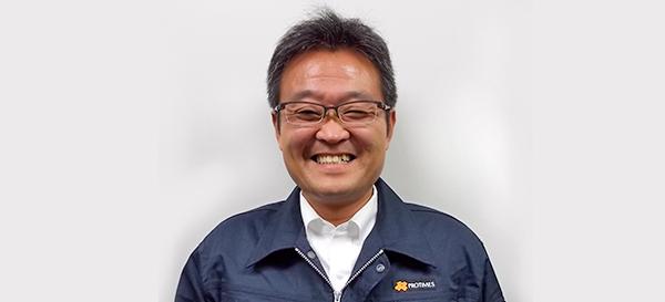 代表取締役社長 後藤 正樹