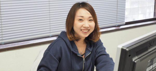 営業サポート 栢森 加奈子